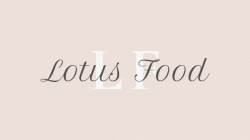 Lotus Food logo