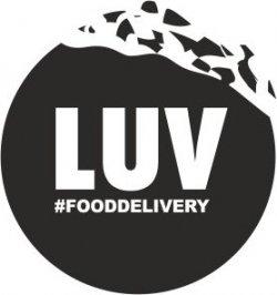 LUV Caffe & Bistro logo