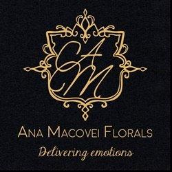 Ana Macovei Florals logo