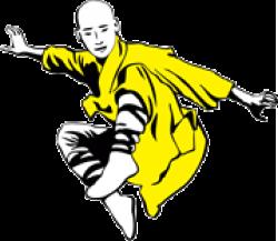 Kung Fu King Vitan logo