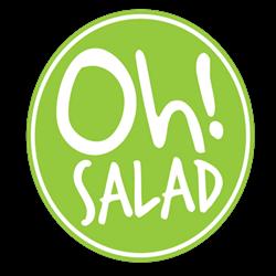 Oh! Salad Decebal logo