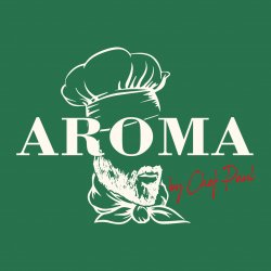 Aroma by Chef Paul logo