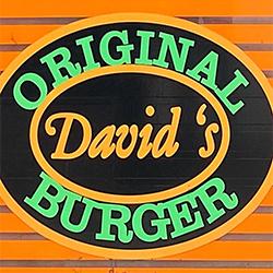 Original David`s Food logo