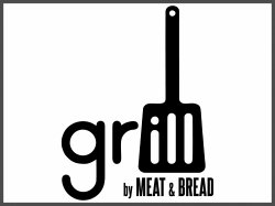 Grill by Meat and bread logo
