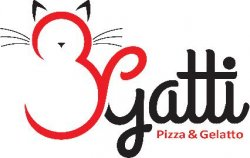 3 Gatti logo