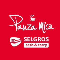 Pauza Mica by Selgros Cluj logo
