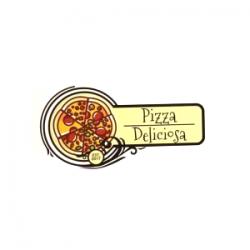 Pizza Deliciosa logo