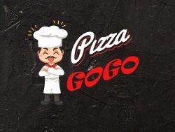 Pizzeria GoGo logo