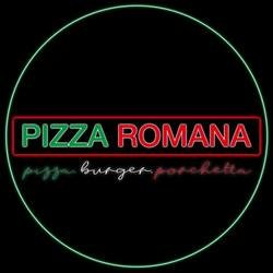 Pizza Romana logo