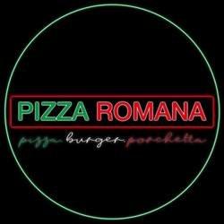 Pizza Romana logo