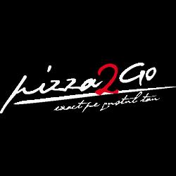Pizza 2Go logo