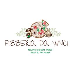Pizzeria Da Vinci logo