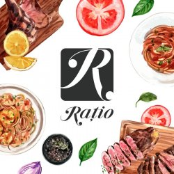Ratio Restaurant logo