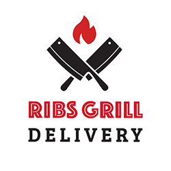 Pizza by Ribs Grill logo