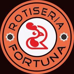 Rotiseria Fortuna logo