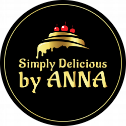 Simply Delicious by ANNA logo