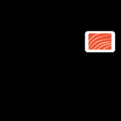 So Sushi logo