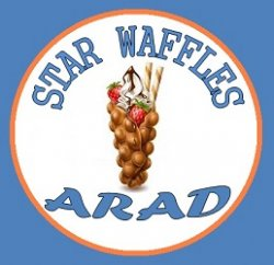 Star Waffles logo