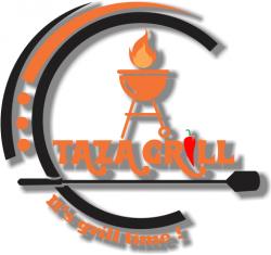 Taza Grill logo