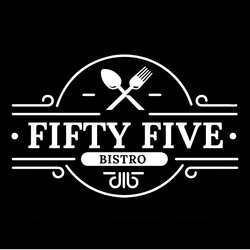 Fifty Five Bistro logo
