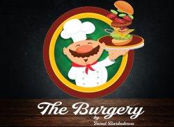 The Burgery  logo