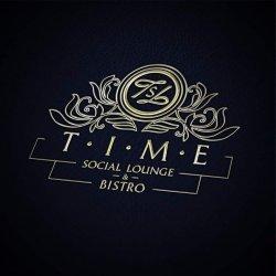 Time Social Lounge logo