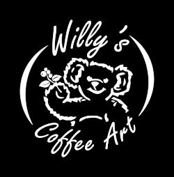 Willy`s Coffee Art logo