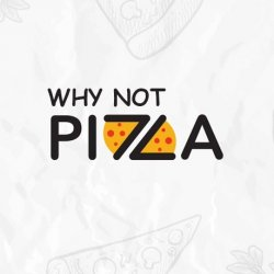 Why Now Pizza Delivery logo