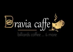 Bravia Caffe logo