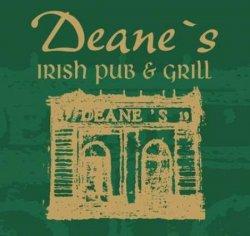 Deane`s Irish Pub logo