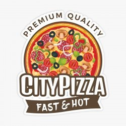 City Pizza Brasov Delivery logo