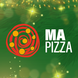 Ma Pizza logo