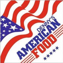Denny`s American Food logo