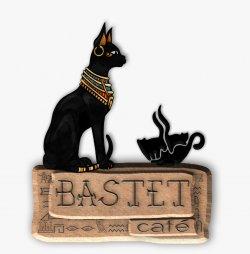 Bastet Cafe logo