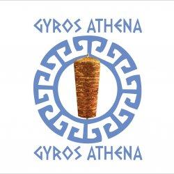 Gyros Athena logo