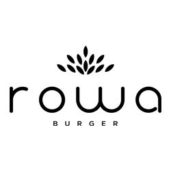 Rowa Burger logo