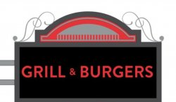 Grill & Burgers logo