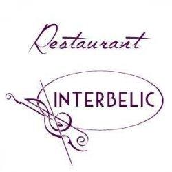 Interbelic food logo