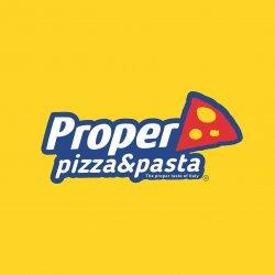 Proper Pizza Sibiu logo