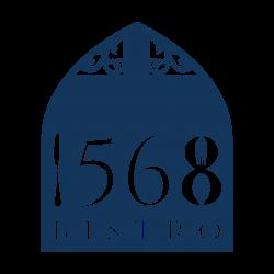 Bistro 1568 logo