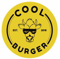 Cool Burger logo