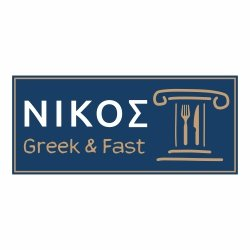 Nikos Greek & Fast City Park Mall logo