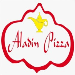 Aladin Pizza logo
