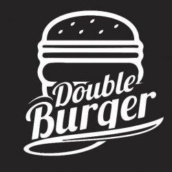 Double Burger logo