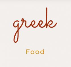 Greek Food logo