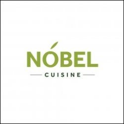 Nobel Cuisine by chef Andrei Voica logo