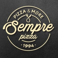 Sempre Pizza logo