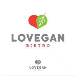Bistro LOVEGAN logo