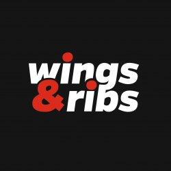 Wings & Ribs logo