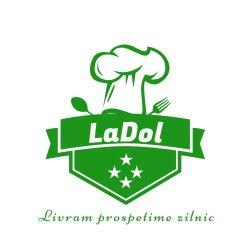 La Dol Catering logo